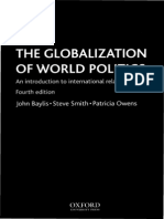 Globalization of World Icerigi