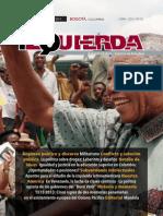 Revista Izquierda N°40, diciembre de 2013