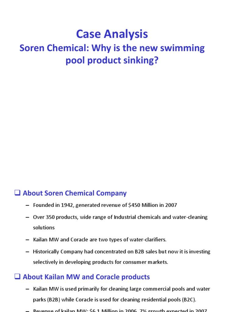 Sorens chemicals