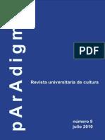 Paradigma nº 9 - ALBERT CAMUS