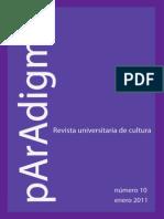 Paradigma nº 10 - LA POESÍA