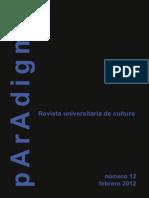 Paradigma nº 12 - LA FRACTURA SOCIAL I