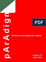 Paradigma nº 13 - LA FRACTURA SOCIAL II