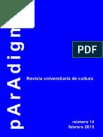 Paradigma nº 14 - LA PALABRA