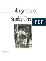 Autobiography of Stanley Green
