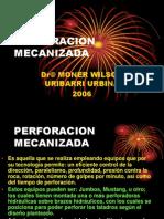 PERFORACION MECANIZADA 04
