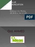 Gul-Ahmed
