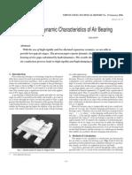 air bearing
