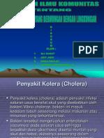 Presentation1 Penyakit Kolera