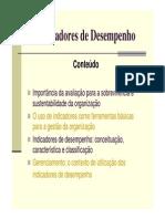 TRE DF Sr Paulo de Tarso Sousa Indicadores de Desempenho