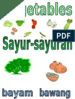sayur-sayuran