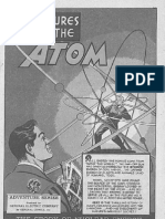 Adventures Inside the Atom - GE Nuclear Power Propoganda Comic