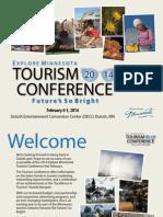 2014 Explore Minnesota Tourism Conference  Brochure