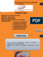 Cancer El l Cavida Oral