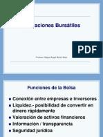 CLASE 02 Operaciones Bursatiles