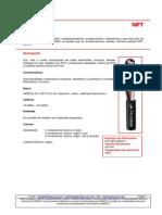Cable Vulcanizado Npt.1000vca Servicio Pesado