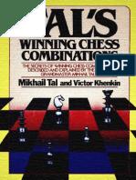 Tal's Winning Chess Combinations_Tal, Mikhail