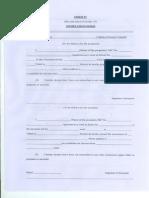 FormIV Nomination Form