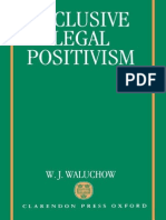 W. J. Waluchow Inclusive Legal Positivism 1994