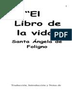 Angela de Foligno- Libro de La Vida-itouch