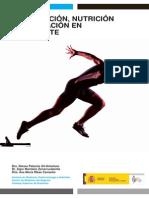 ALIMENTACION, Nutricion e Hidratacion en El Deporte 2011