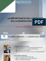 importancia del liderazgo en la generacion del clima laboral.pdf