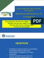Determinantes Del Proceso Salud Enfermedad