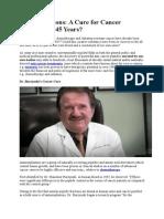 Anticancer Antineoplastons