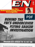 Behind the FBI's Undercover Flying Saucer Investigation by John A. Keel