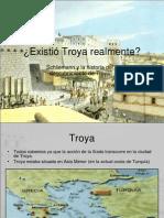 Schiliemann y Troya