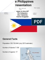 philippines presentation 2014