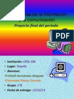 Tics Presentacion Proyecto Final