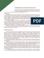 DIAGNÓSTICO DIFERENCIAL DAS MASSAS CERVICAIS