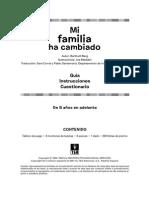 Juego Familia