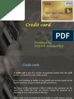 Credit Cards Dne