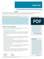 Fuelcells Climate Change