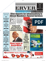 Liberian Daily Observer 12/10/2013