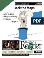 River Cities' Reader - Issue 845 - December 12, 2013