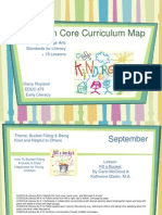 Literacy Curriculum Map