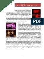 01. Representaciones Escenicas y Teoria Dramatica