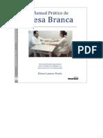 Manual Pratico de Mesa Branca Elizeu Lamosa Prado