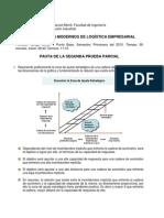 Pauta Segunda Prueba Parcial TM de Logística Empresarial Primavera 2010