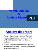 Beh Sci  Anxiety Disorders