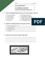 Worksheets 8th Grade