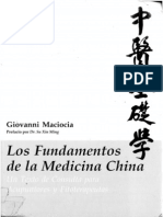 Giovanni Maciocia - Fundamentos de Medicina China