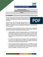 TdR Asistencia Tecnica ATM 12 Municipios