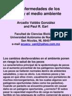 Enfermedades de Peces y Medio Ambiente