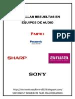 10 Fallas Resueltas en Equipos de Audio