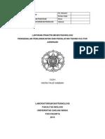 Laporan Praktikum Bioteknologi Indra
