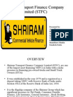 Shriram Transport Finance Company Limited (STFC)